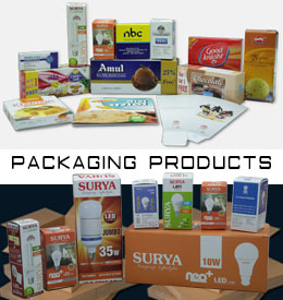 Miraj Multicolour Packaging mono Carton boxes Manufacturer