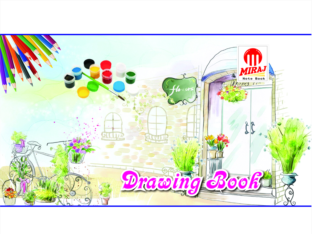 Drawing Book Manufacturer in Rajasthan, India